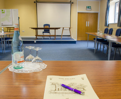 Conference Centre and Meetng Rooms at The Friars, Aylesford